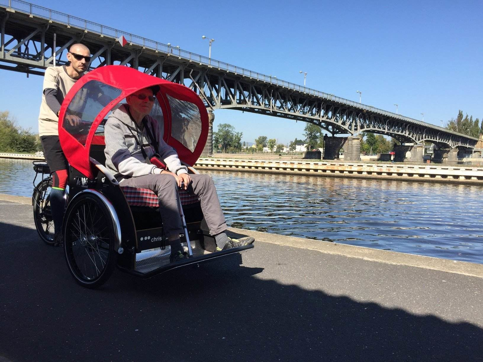 Terapie na kolech tentokrát vRoudnici